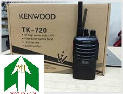 Máy bộ đàm KENWOOD TK-720