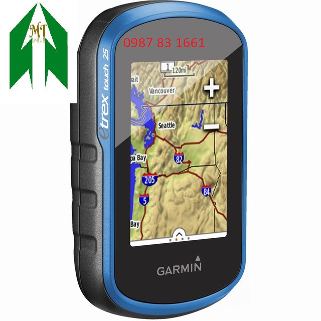 Máy định vị cầm tay GPS Etrex- Touch 25
