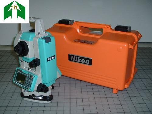Máy toàn đạc điện tử NIKON DTM-352