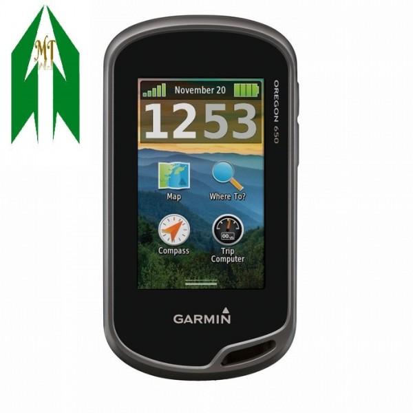 Máy định vị cầm tay Garmin GPS OREGON 650