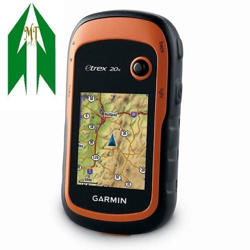 Máy định vị cầm tay GPS Etrex 20x
