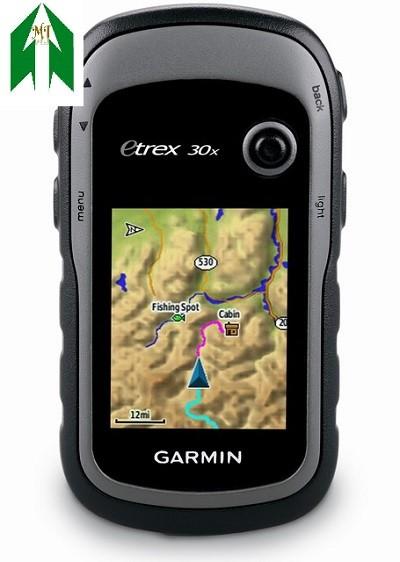 Máy định vị cầm tay GPS Etrex 30X