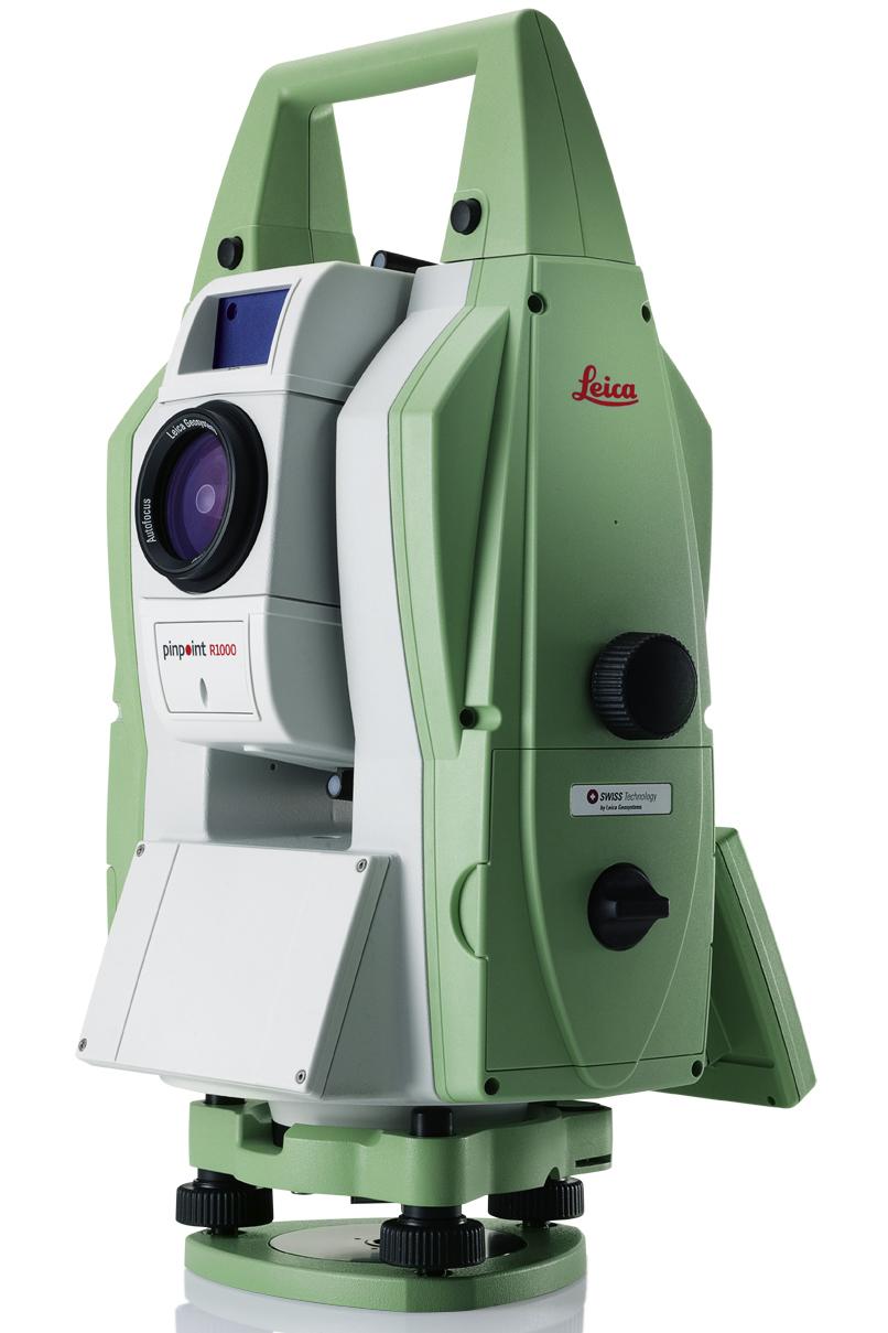 Máy toàn đạc điện tử Leica Nova TM50 0.5''