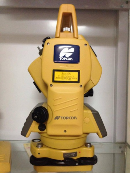 Máy toàn đạc TOPCON GPT-3005