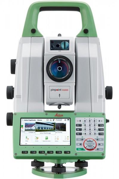 Máy toàn đạc điện tử Leica Nova TS60 0.5''