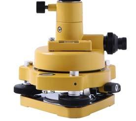Các loại đế doị tâm - thân nối thiết bị đo đạc trắc địa