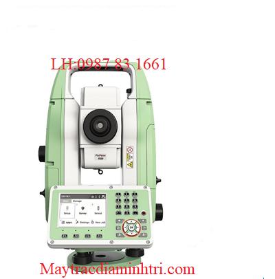 Máy toàn đạc điện tử Leica FlexLine TS-03 5'' R500