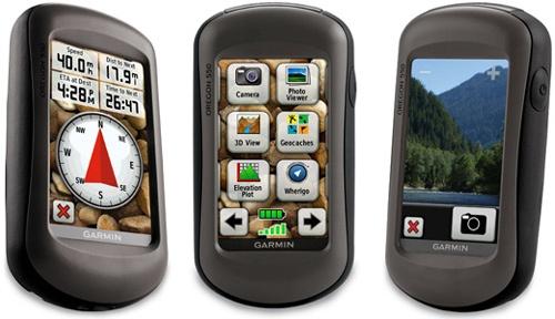 Máy định vị GPS Garmin Oregon 550 (máy định vị cầm tay)
