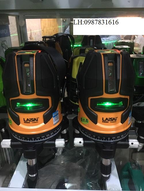 Máy cân bằng tia laser Laisai LSG 686SPD