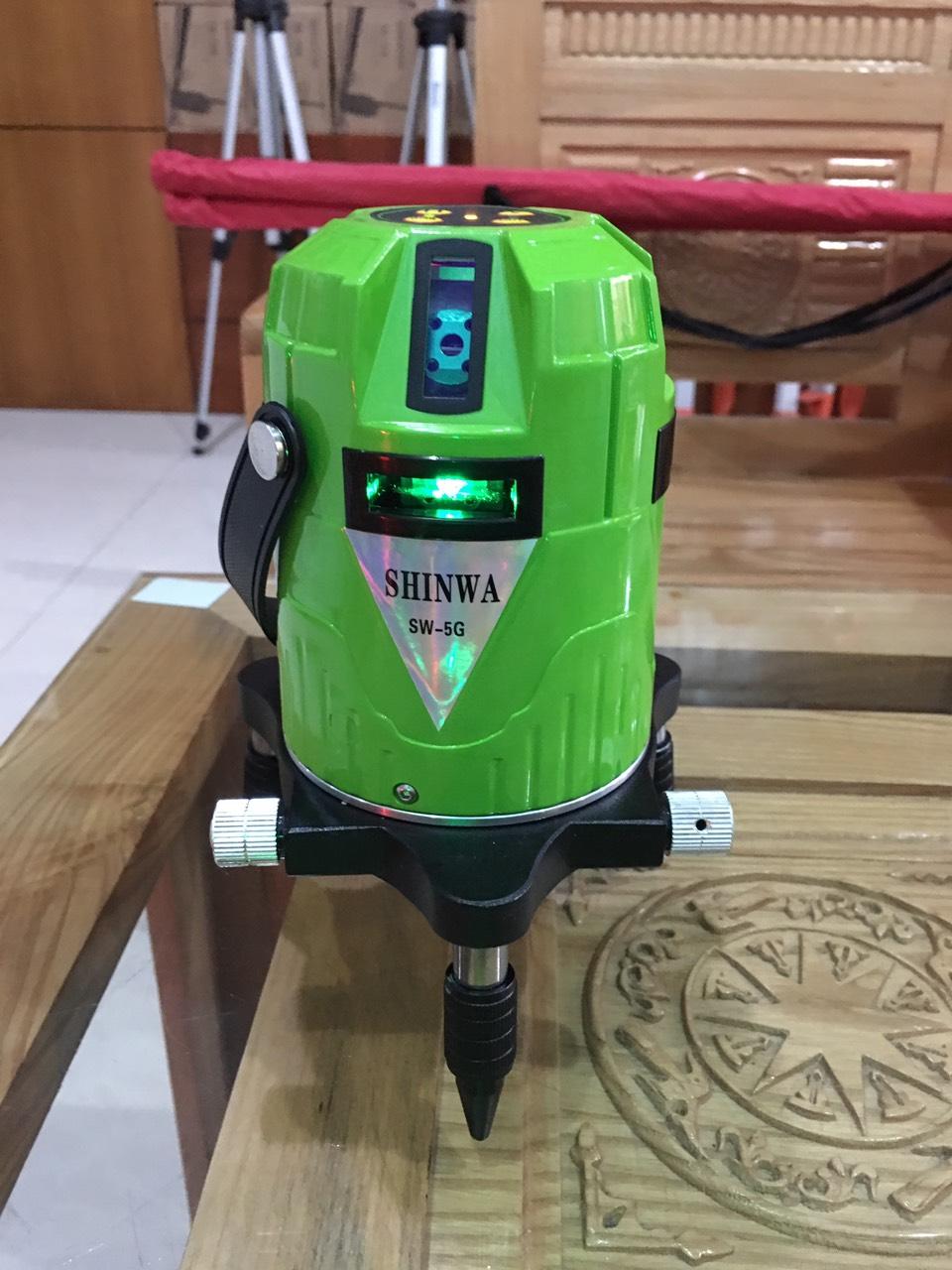 Máy tự động cân bằng SINWA WS-5G