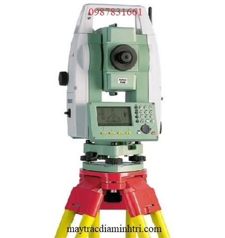 Máy toàn đạc điện tử Leica TS-02 Plus R-500